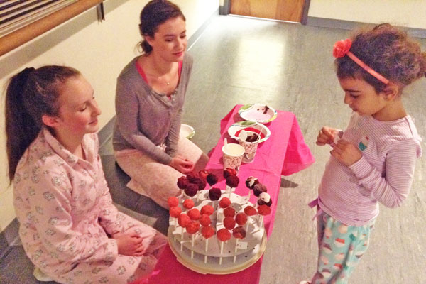 IDA, Institute of Dance Artistry, located in Fort Washington and Plymouth Meeting PA, sponsors events year-round including our IDA Valentines Pajama Jam.