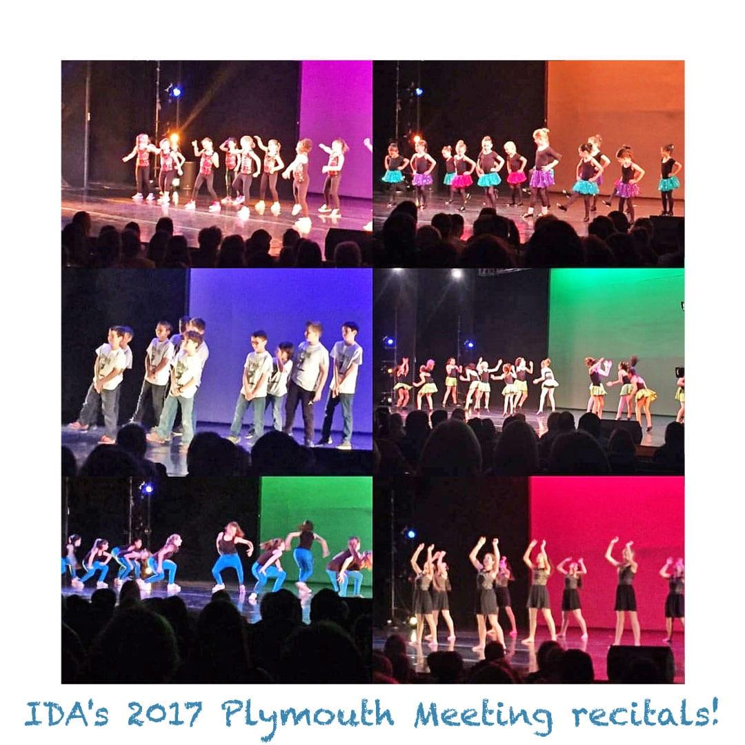 IDA, Institute of Dance Artistry Plymouth Meeting PA studio 2017 concert.