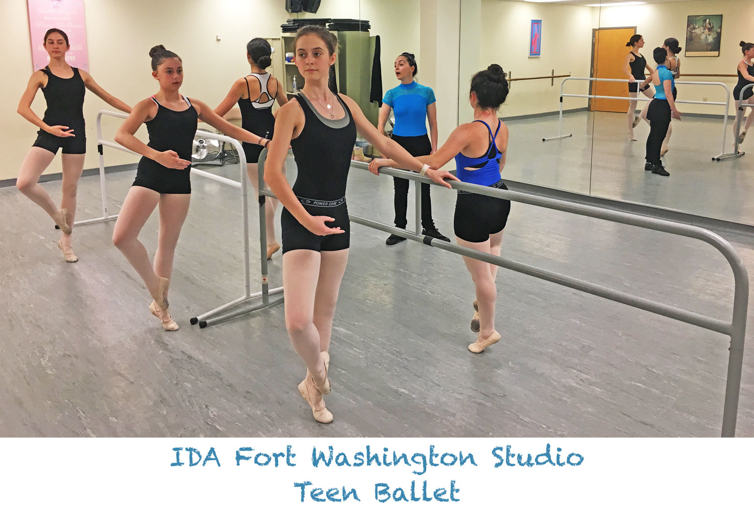 IDA, Institute of Dance Artistry Children's Fort Washington PA studio provides Ballet classes. This IDA studio also services Dresher, Upper Dublin, Ambler, Horsham, and Springfield Township PA.