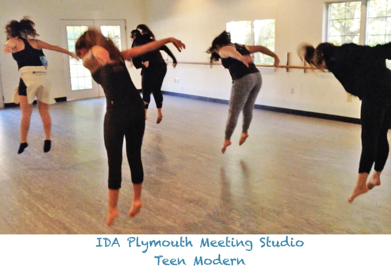 IDA, Institute of Dance Artistry Children's Plymouth Meeting PA studio provides Teen and Tween Dance classes including Modern classes. This IDA studio also services Whitemarsh Township, Conshohocken, Lafayette Hill, and Whitpain Township.