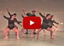 Institute of Dance Artistry 2017 Summer Dance Intensive, Fort Washington PA.