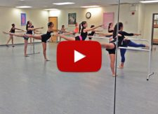 Institute of Dance Artistry 2017 Summer Ballet Intensive, Fort Washington PA.