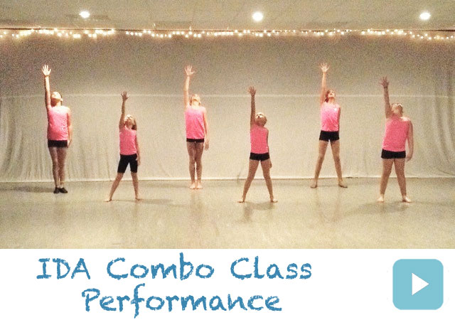 IDA, Institute of Dance Artistry 2017 Children's Dance, Combo Class, Fort Washington PA.
