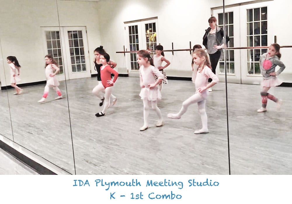 Institute of Dance Artistry Children's (IDA) Plymouth Meeting PA studio provides Children's Dance classes including Combo classes. This IDA studio also services Whitemarsh Township, Conshohocken, Lafayette Hill, and Whitpain Township.