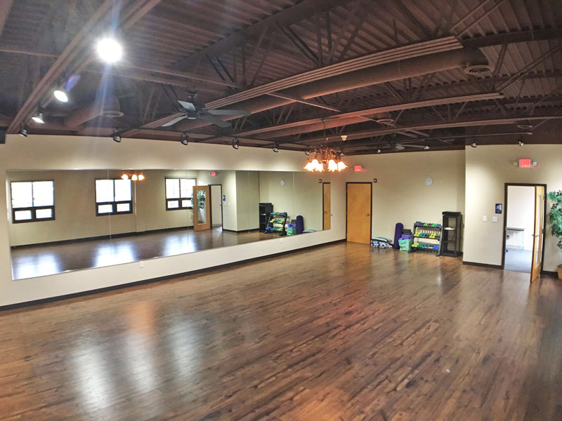 Fluid Space for Rent, hourly, weekly, or monthly.