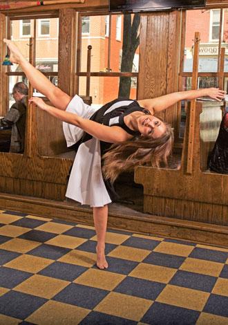IDA, Institute of Dance Artistry teacher Madison DeLong.