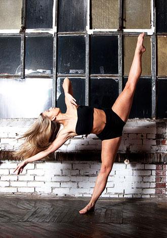 IDA, Institute of Dance Artistry teacher Rosemary Scalise.