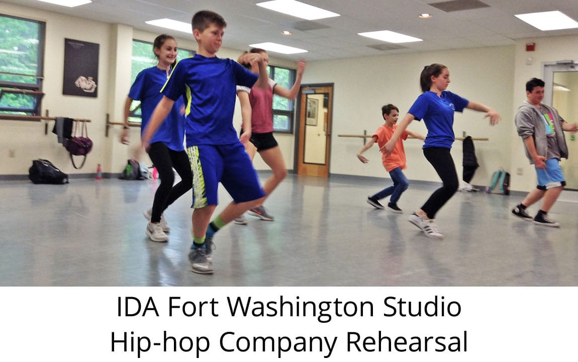 IDA, Institute of Dance Artistry Children's Fort Washington PA studio provides Hip-hop classes. This IDA studio also services Dresher, Upper Dublin, Ambler, Horsham, and Springfield Township PA.
