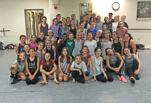 IDA, Institute of Dance Artistry, located in Fort Washington and Plymouth Meeting PA, supports the community year-round including the 2018 Generations Dance Marathon.