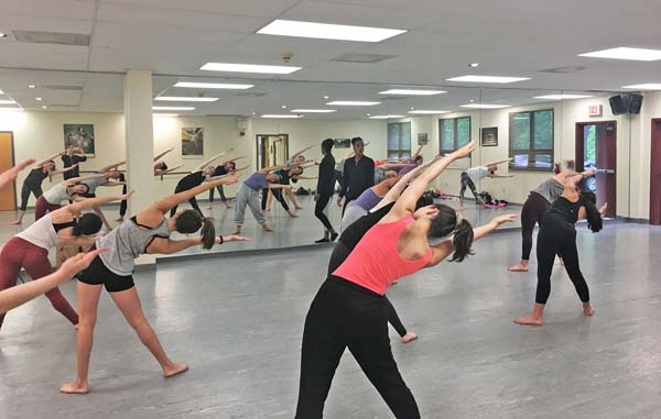 Teen Dance Classes