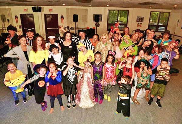 IDA, Institute of Dance Artistry, located in Fort Washington and Plymouth Meeting PA, supports the community year-round including the Kisses for Kyle Halloween party.