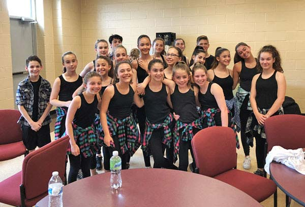 IDA, Institute of Dance Artistry, located in Fort Washington and Plymouth Meeting PA, supports the community year-round including the Relay for Life performance.