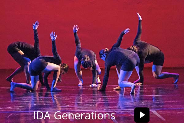 IDA, Institute of Dance Artistry 2019 Generations Dance Concert.