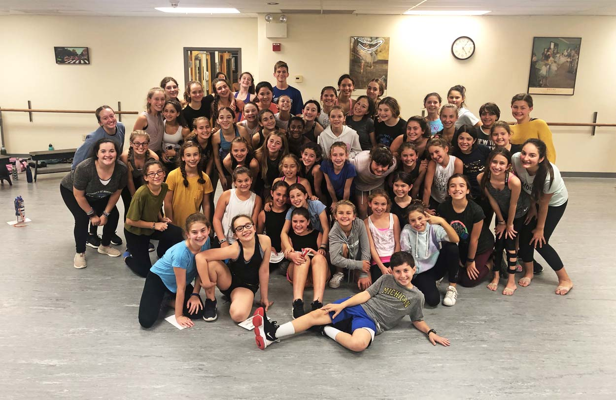 IDA, Institute of Dance Artistry, located in Fort Washington and Plymouth Meeting PA, supports the community year-round including the 2019 Generations Dance Marathon.
