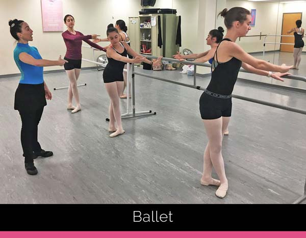 IDA, Institute of Dance Artistry, located in Fort Washington and Plymouth Meeting PA, teaches different dance styles including, ballet.