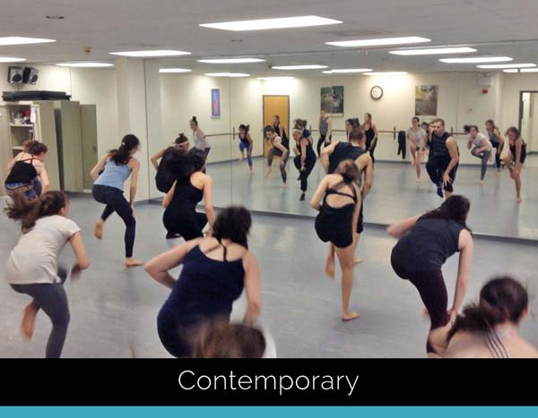 IDA, Institute of Dance Artistry, located in Fort Washington and Plymouth Meeting PA, teaches different dance styles including, Contemporary.