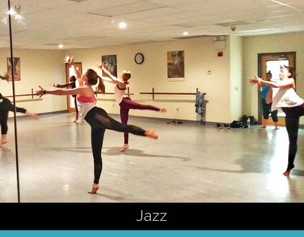 IDA, Institute of Dance Artistry, located in Fort Washington and Plymouth Meeting PA, teaches different dance styles including, Jazz.