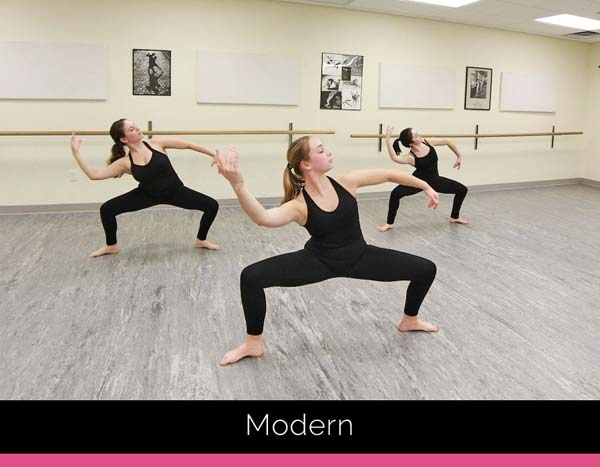 IDA, Institute of Dance Artistry, located in Fort Washington and Plymouth Meeting PA, teaches different dance styles including, Modern.