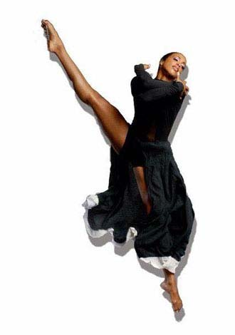 IDA, Institute of Dance Artistry teacher Janine Beckles.