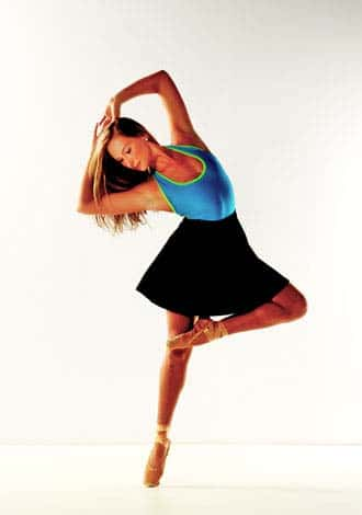 IDA, Institute of Dance Artistry teacher Lauren Maschmeyer.