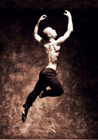 IDA, Institute of Dance Artistry teacher Steven Vaughn.