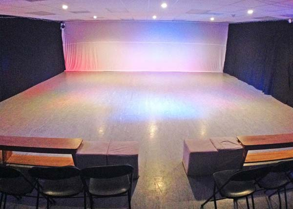 IDA, Institute of Dance Artistry located in Fort Washington PA and Plymouth Meeting, Black Box Theater.
