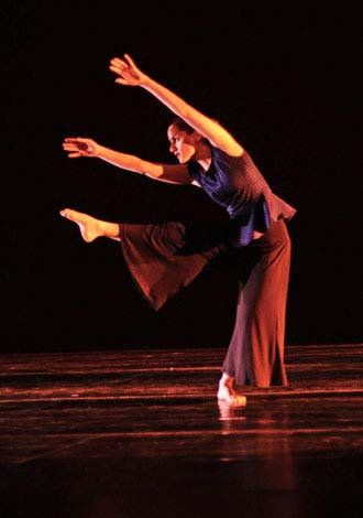 IDA, Institute of Dance Artistry teacher Leigha Adduci.