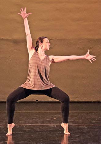 IDA, Institute of Dance Artistry teacher Rebecca Inman.