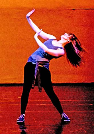 IDA, Institute of Dance Artistry teacher and director Jamie Lipskin.