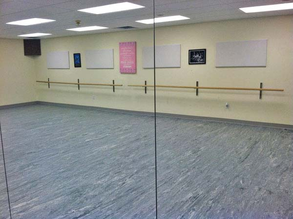 IDA, Institute of Dance Artistry located in Fort Washington PA and Plymouth Meeting, rehearsal space rental.